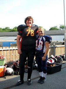 Birgit Schwenk und Jennifer Welter